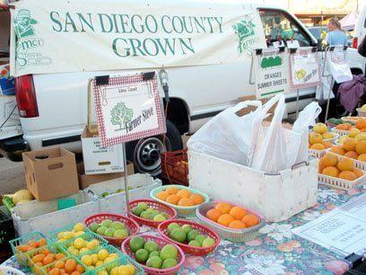 san diego county grown