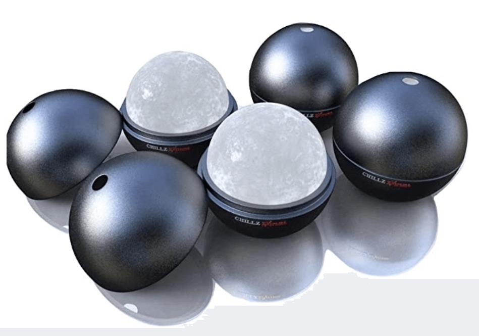 photo of ice ball maker